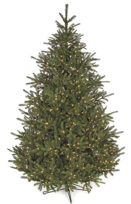 Elizabeth Pine Treeswith LED Lights