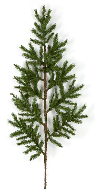 6 Foot Large PVC Pine Branch