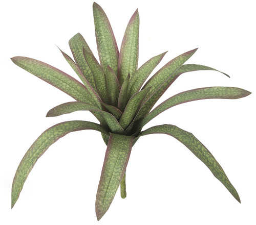15 Inch Soft Touch Bromeliad Plant