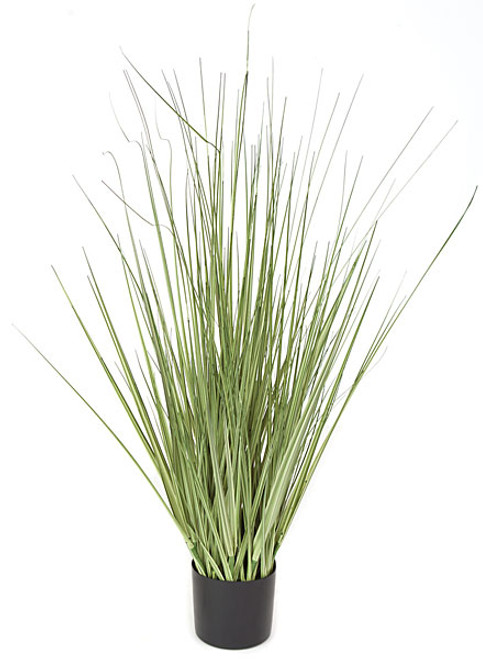 36 Inch PVC Onion Grass Bush