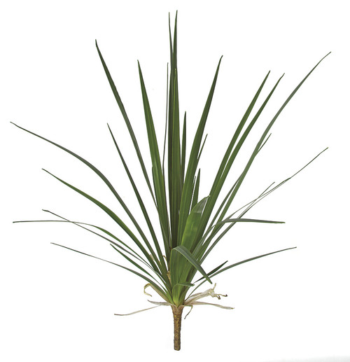 40 Inch Soft Touch Wide Leaf Grass Bush