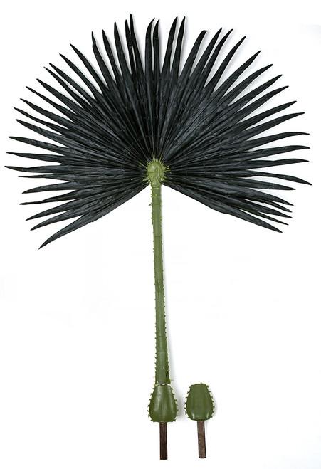 75 Inch Outdoor Washingtonia Palm Branch