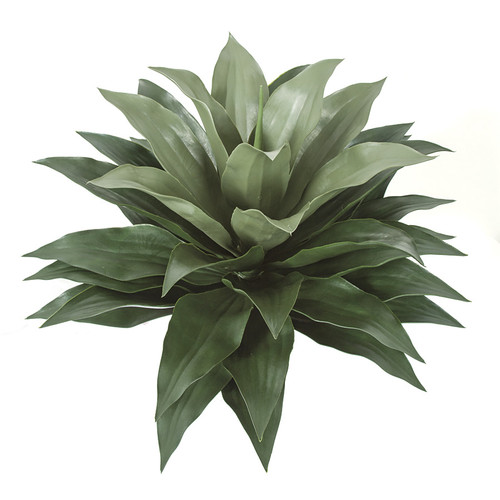 """A-130155 34"""" H Large Outdoor Agave Plant"""