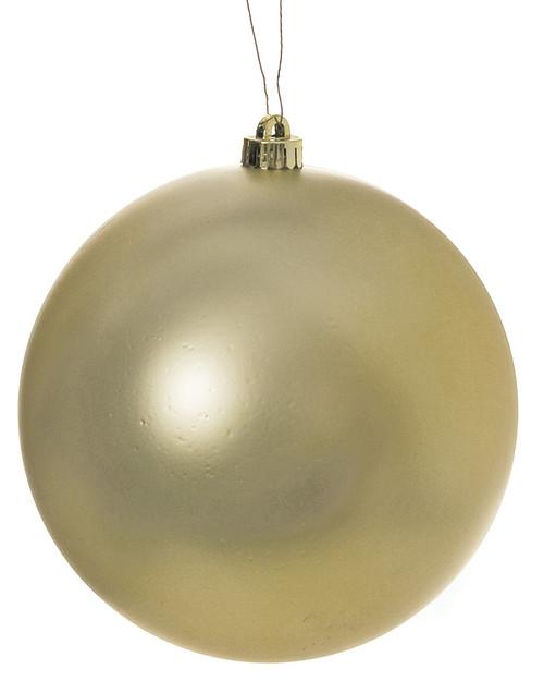 """J-1122088"""" Matte Gold Ball"""