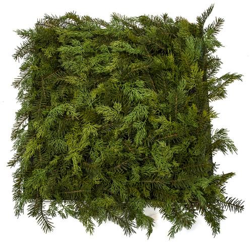 """A-184300 23"""" Cedar/Pine Mat"""