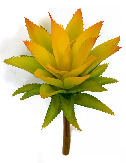 8 Inch Artificial Pineapple Succulent Pick