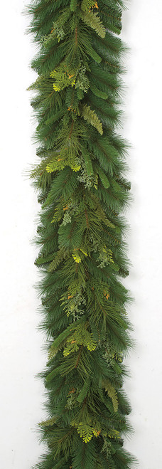 C-184005 9' Mixed Pine Garland