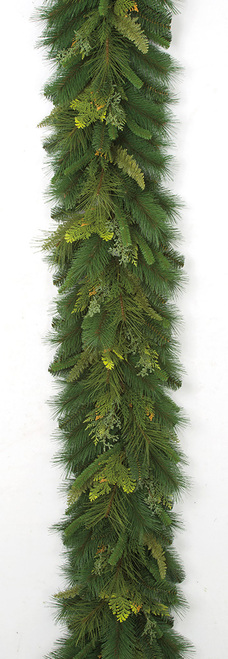 C-184005 9' Mixed Pine Garland