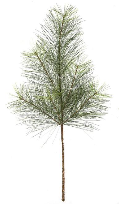 30 Inch Long Needle PVC Pine Branch