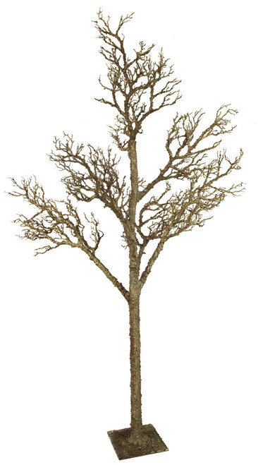 8 Foot Faux Twig Tree with No Leaves
