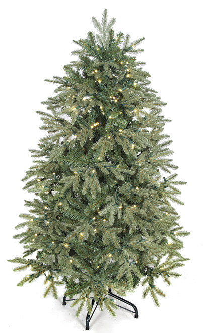 C-802184.5' Blue Sprucewith 5mm LED Lights