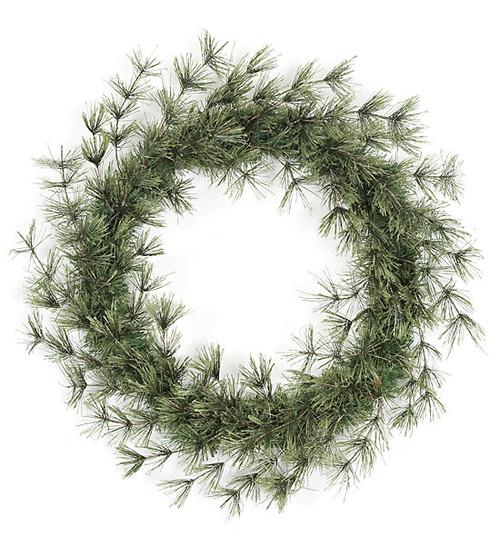 "24"" Hardneedle Butte Pine Wreath"