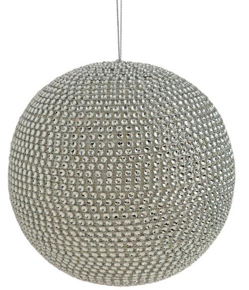 "J-142020 6"" Beaded Ball"