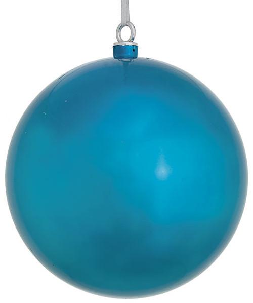 """J-11098010"""" Shiny Ball Ornament Blue"""