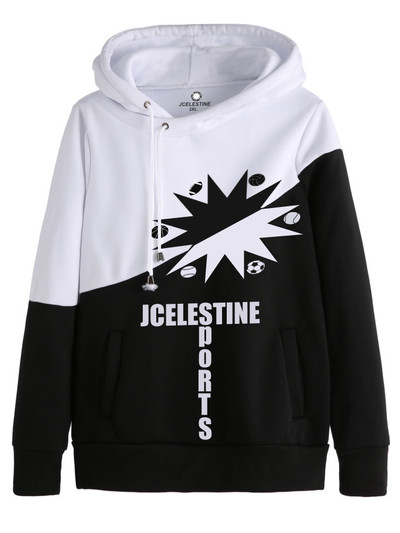 JCelestine Day/Night hoodie