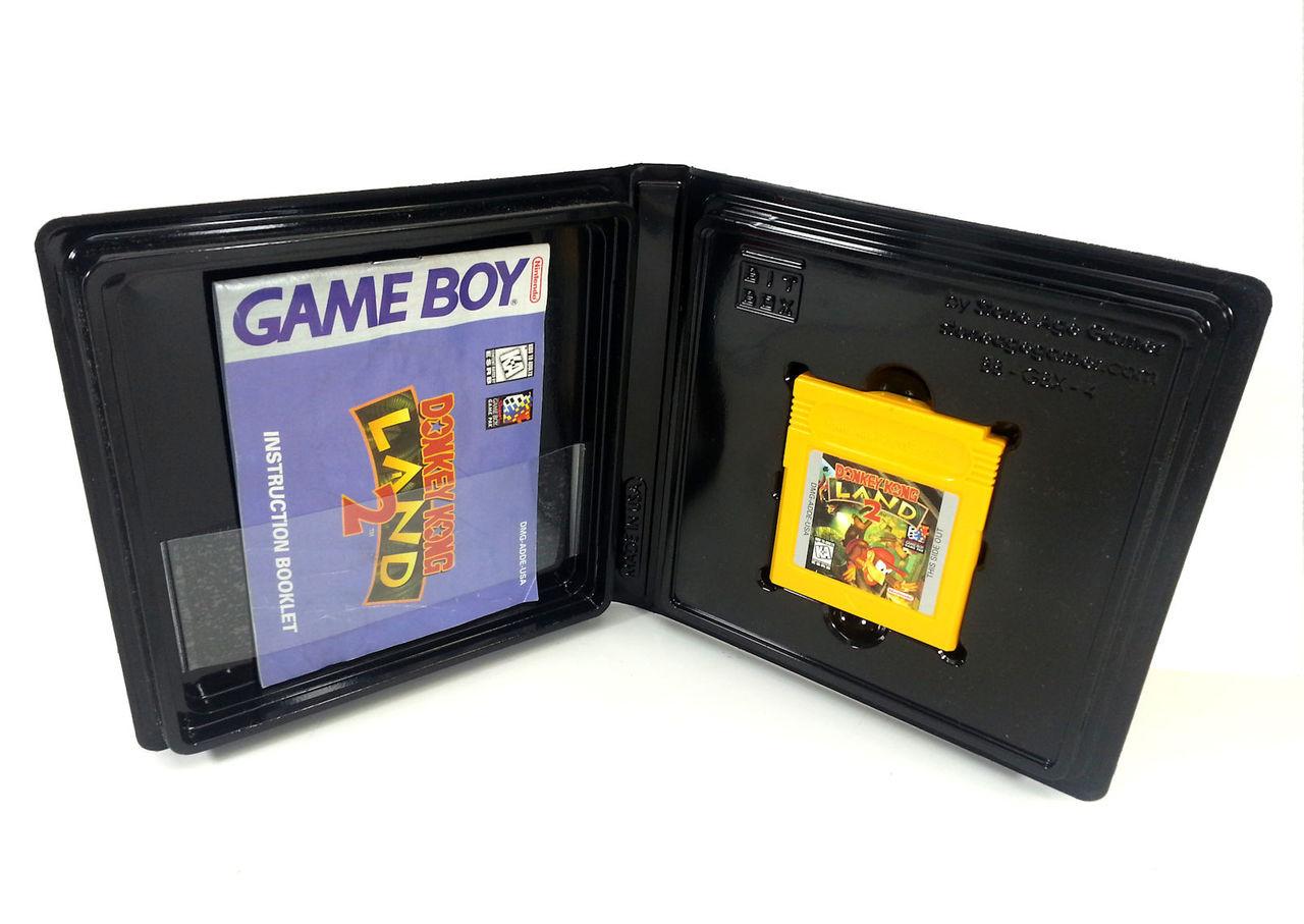 Bitbox 174 Game Boy Game Case Stone Age Gamer Llc