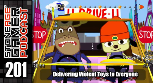 SAG Episode 201: Delivering Violent Toys To Everyone