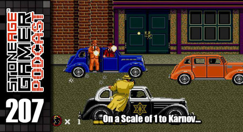 SAG Episode 207: On A Scale of 1 To Karnov