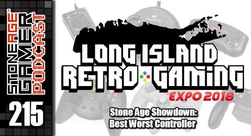 SAG Episode 215: Stone Age Showdown: Best Worst Controller