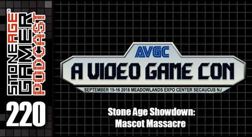 SAG Episode 220: Stone Age Showdown - Mascot Massacre