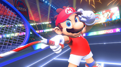 What Mario Tennis: Aces Says About Nintendo