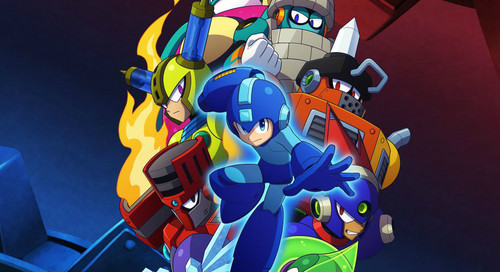 Mega Man 11 is an Odd Game