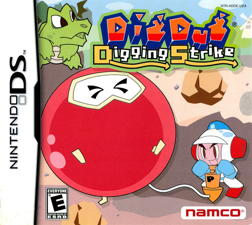 Dig Dug DS Does Digging Delightfully