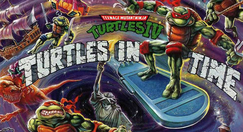 TMNT Legacy Collection Should be a Thing