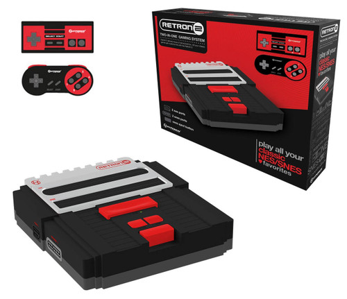 RetroN2 (NES + SNES)