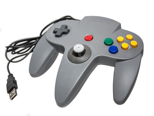 PC/Mac USB N64 Controller (Cirka)