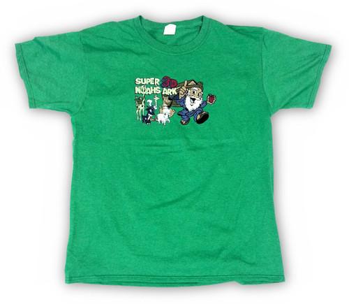Super 3D Noah's Ark T-shirt