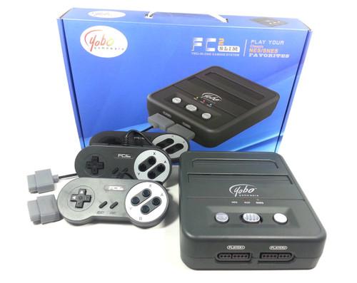 FC2 Slim (NES + SNES)
