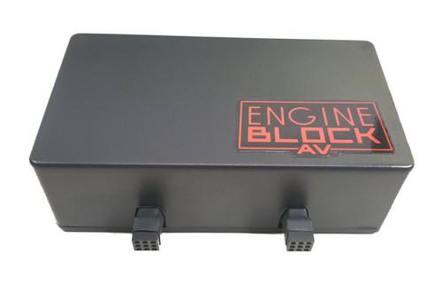 Engine Block AV (TurboBooster)