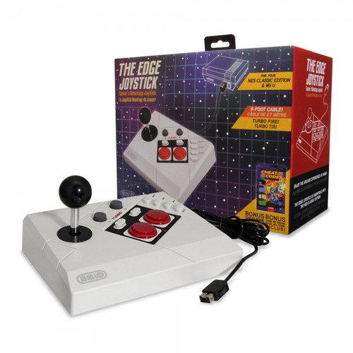 The Edge Joystick v2.0 (NES Classic Edition/Wii U)