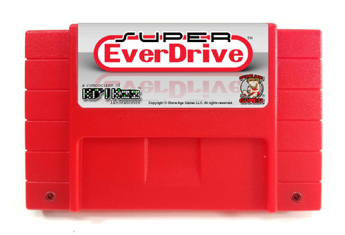 Super EverDrive (Flame Red)
