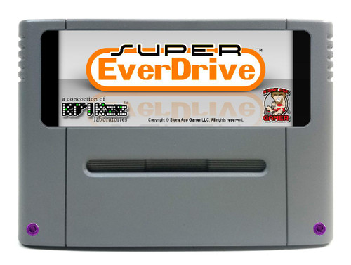 Super EverDrive (Configured) [JP/EU]