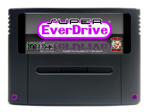 Super EverDrive DSP (Configured) [JP/EU]