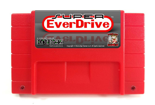 Super EverDrive DSP (Flame Red)