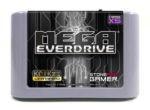 Mega EverDrive X5 (Granite)