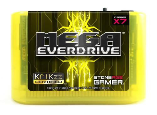 Mega EverDrive X7 (Electric Yellow)