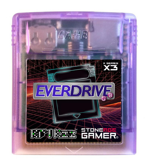 EverDrive-GB X3 (Ultra Violet)