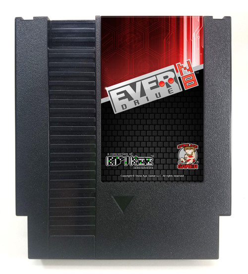EverDrive-N8 (Pitch Black) [NES]