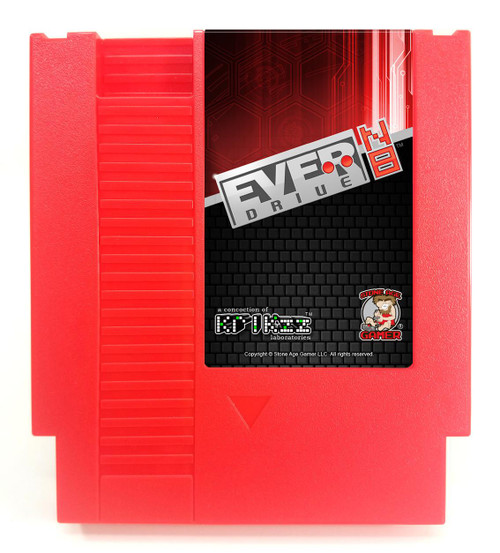 EverDrive-N8 (Flame Red) [NES]