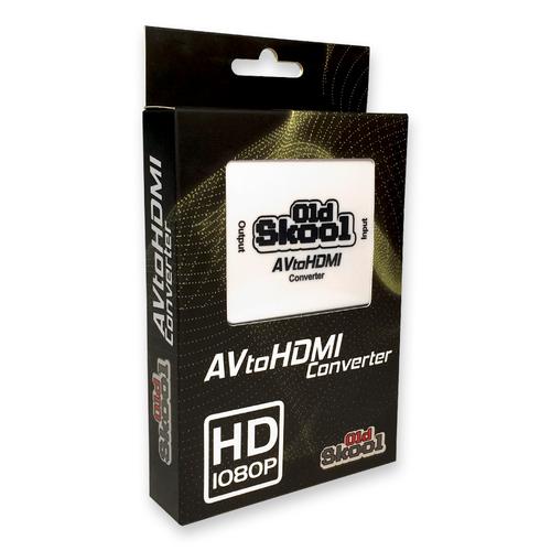 AV to HDMI Converter