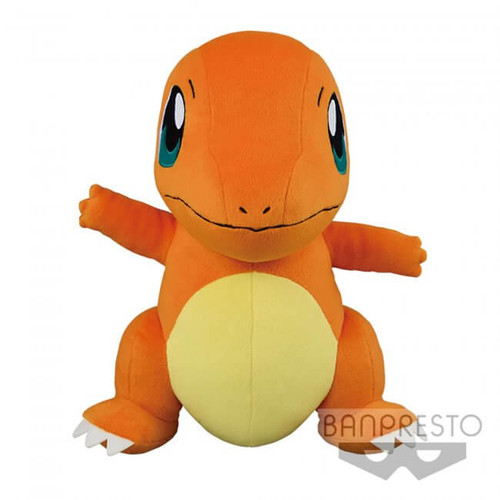 "PLUSH 14"" Supersize Charmander"