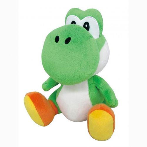 """PLUSH Super Mario - Green Yoshi 8"""""""