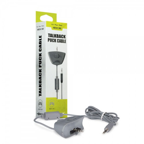 Talkback Puck Cable for Xbox 360
