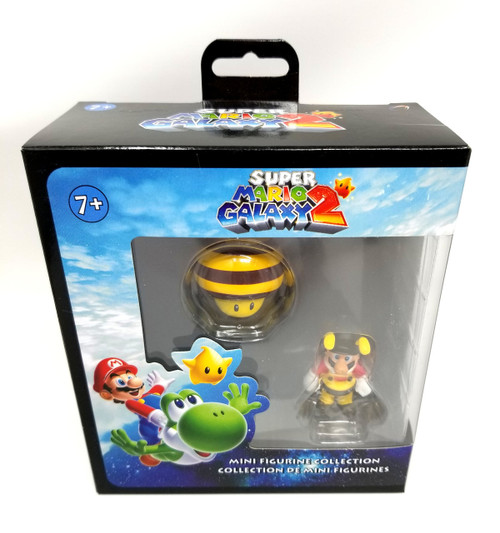 Super Mario Galaxy Double Pack - Bee