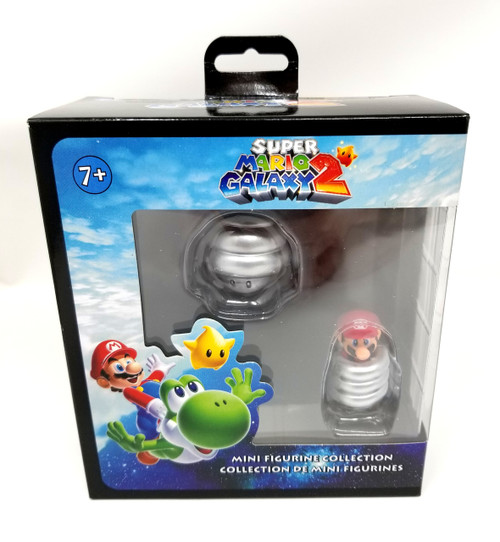 Super Mario Galaxy Double Pack - Spring