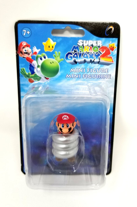 Super Mario Galaxy - Spring Mario